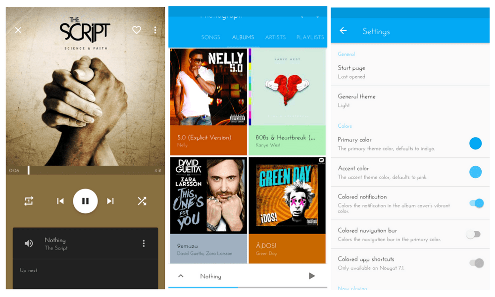 best music player for android