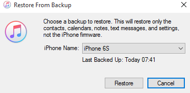 how to recover deleted photos from iphone