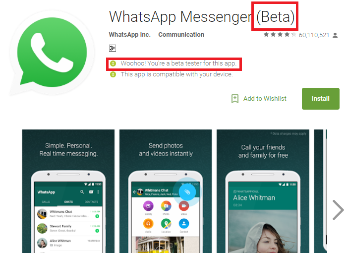 whatsapp beta apk download