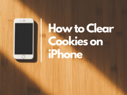 How to Clear Cookies on iPhone
