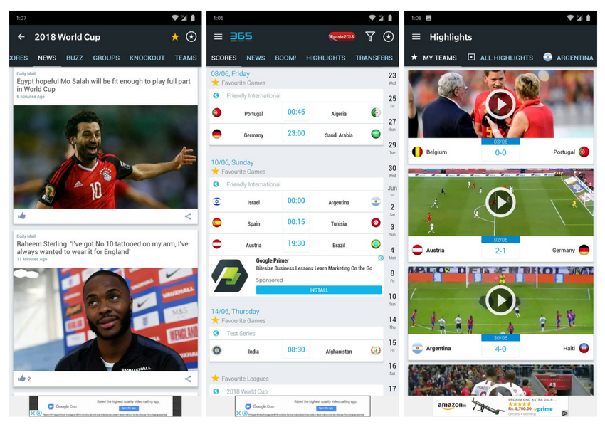 best football apps